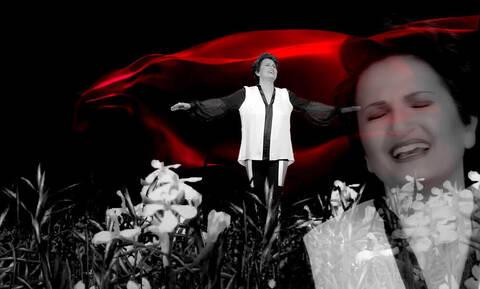 «Απευθείας στην καρδιά» : Το νέο τραγούδι της Άλκηστης  Πρωτοψάλτη (video)