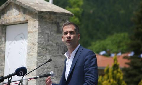 Μπακογιάννης: «Η Αθήνα χρειάζεται ένα δήμαρχο υπεύθυνο και υπόλογο για όλα»