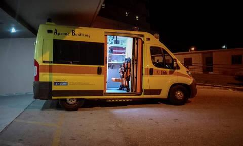 Θεσσαλονίκη: Σοβαρά τραυματισμένος άνδρας που έπεσε σε φρεάτιο