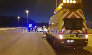 Φθιώτιδα: Οδηγούσε μεθυσμένος ανάποδα στην Αθηνών - Λαμίας!