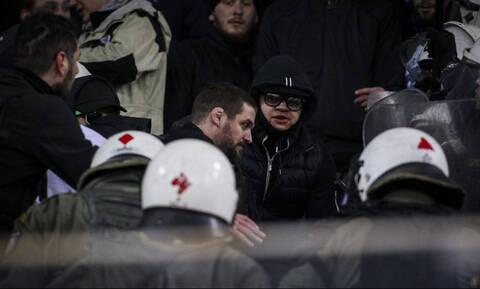 Ολυμπιακός-Ντιναμό Κιέβου: Για αυτό έγιναν επεισόδια στο «Γεώργιος Καραϊσκάκης» (photos)