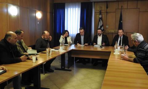 Χωρίς αποτέλεσμα η πολύωρη συνάντηση μεταξύ κυβέρνησης και αγροτών