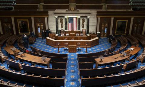 ΗΠΑ: Η Βουλή των Αντιπροσώπων προχωρά στην έγκριση νόμου για την αποτροπή νέου shutdown