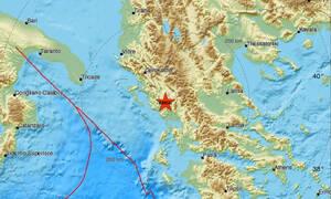 Σεισμός στην Ήπειρο (pics)