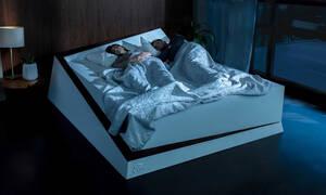 H Ford εκμεταλλεύτηκε την τεχνογνωσία της και έφτιαξε κρεβάτι που σας κρατά στη... λωρίδα σας!