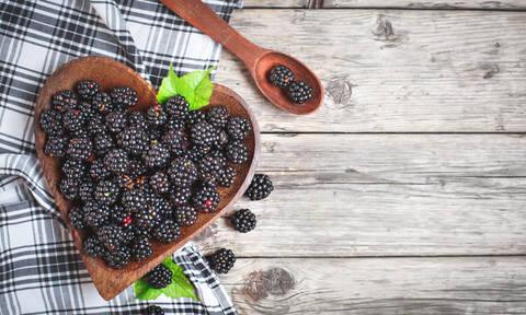 Βατόμουρα: 5 σημαντικοί λόγοι για να τα εντάξετε στη διατροφή σας (pics)