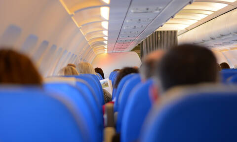 Τρόμος σε πτήση: Πέντε τραυματίες - Εικόνες - ΣΟΚ