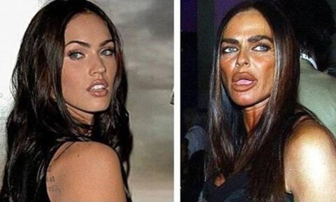 Δεκαεπτά celebrities πριν και μετά τις πλαστικές - Δείτε ποιες είναι οι πιο αποτυχημένες (vid)