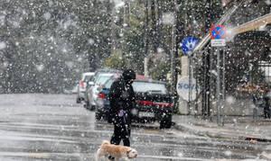 Κακοκαιρία: Συνεχίζεται η επέλαση της «Χιόνης» - Ποιες περιοχές θα χτυπήσουν τα έντονα φαινόμενα