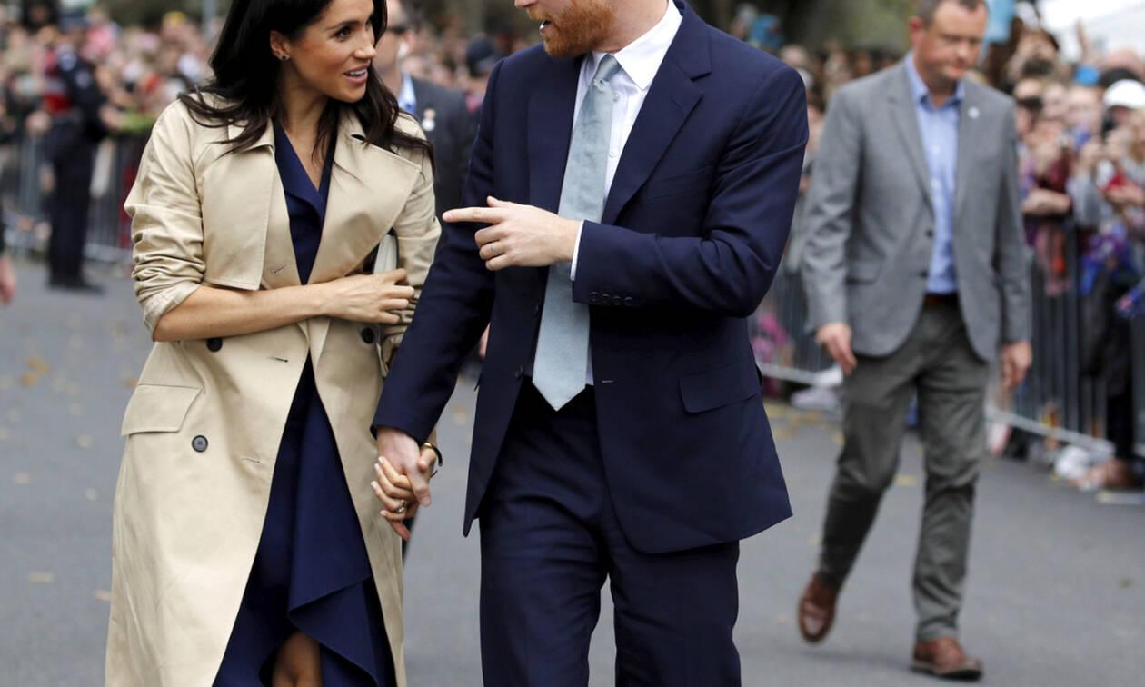 Ο πολύ περίεργος τρόπος που πέρασε ο πρίγκιπας Harry τον Βαλεντίνο και ο ρόλος της Meghan