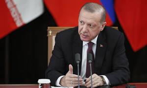 Κρεσέντο προκλητικότητας από Ερντογάν: Τι εξοργιστικό δήλωσε για Αιγαίο και Κύπρο