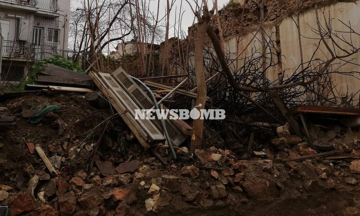 Γιατί καταρρέουν το ένα μετά το άλλο τα κτήρια στην Αθήνα