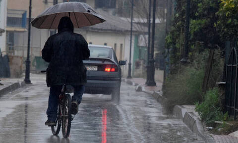 Weather forecast: Showers on Saturday (16/02/2019)
