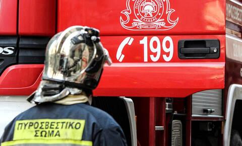 Συναγερμός στον Πύργο: Φωτιά «απείλησε» το σπίτι του Κώστα Σημίτη στο Κορακοχώρι (pics)