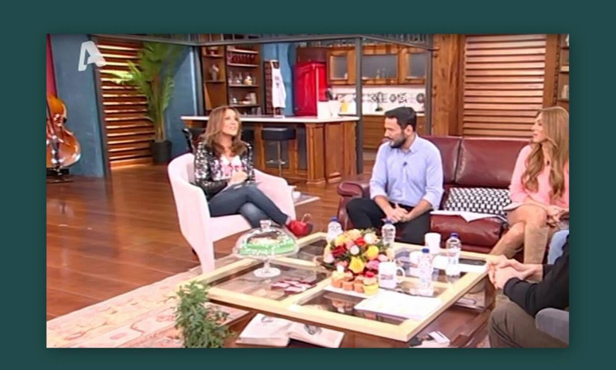 Έμειναν άφωνοι on air στο «Καλύτερα δε γίνεται» -  Νέο hot ζευγάρι στην ελληνική showbiz!