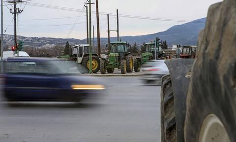 Protesting farmers withdrew from Nikea blockade