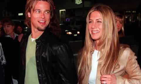 Τα πράγματα ανάμεσα σε Brad Pitt & Jennifer Aniston είναι πιο σοβαρά απ' όσο πιστεύαμε