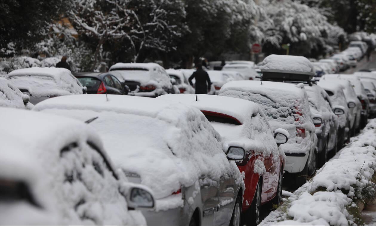 Καιρός: Ανατροπή - Νέο κύμα κακοκαιρίας πλησιάζει την Ελλάδα - Χιόνια και στο κέντρο της Αθήνας;