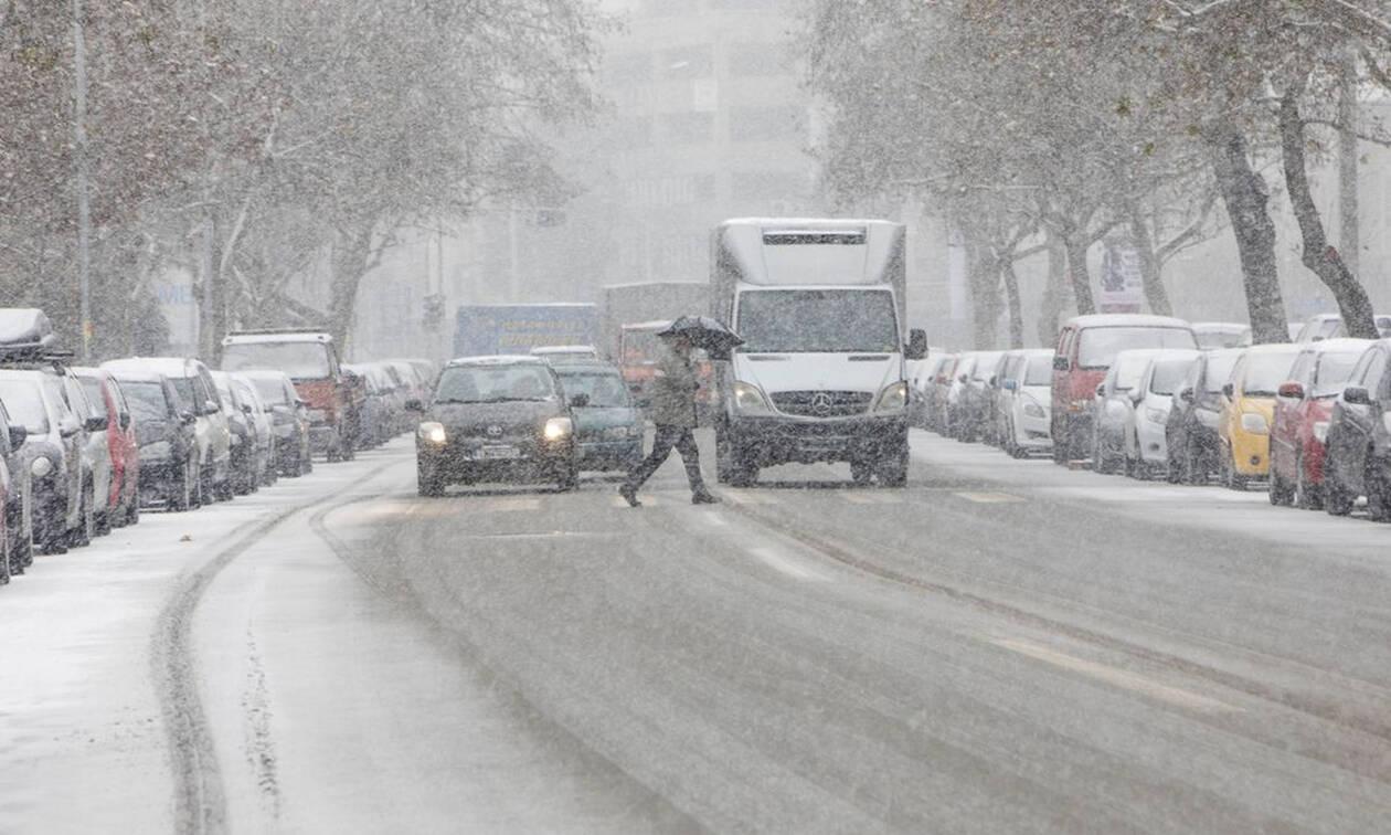Καιρός: Προ των πυλών νέο κύμα κακοκαιρίας - Χιόνια και στο κέντρο της Αθήνας