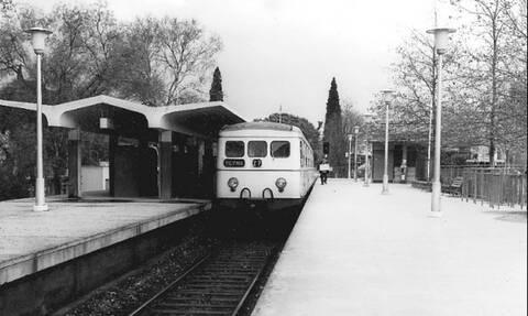 Σιδηρόδρομος Πειραιάς - Κηφισιά: Ο «Ηλεκτρικός» μετρά 150 χρόνια ζωής