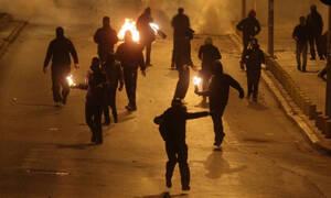 Αλλο ένα Σαββατόβραδο με μολότοφ στο Πολυτεχνείο - Κλεφτοπόλεμος με τους αστυνομικούς