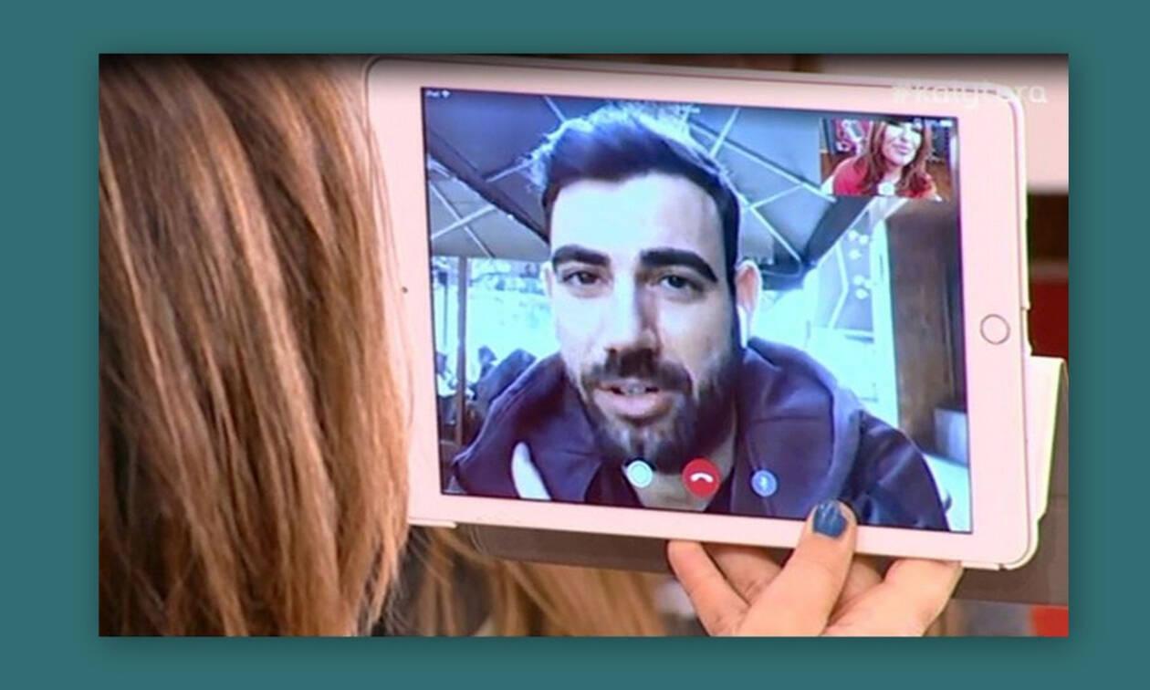 Πολυδερόπουλος: Του ξέφυγε on air και αποκάλυψε τι θα συμβεί στον Ορφέα στο Τατουάζ