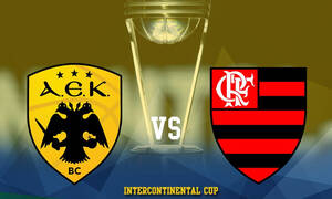 Live chat AEK-Φλαμένγκο