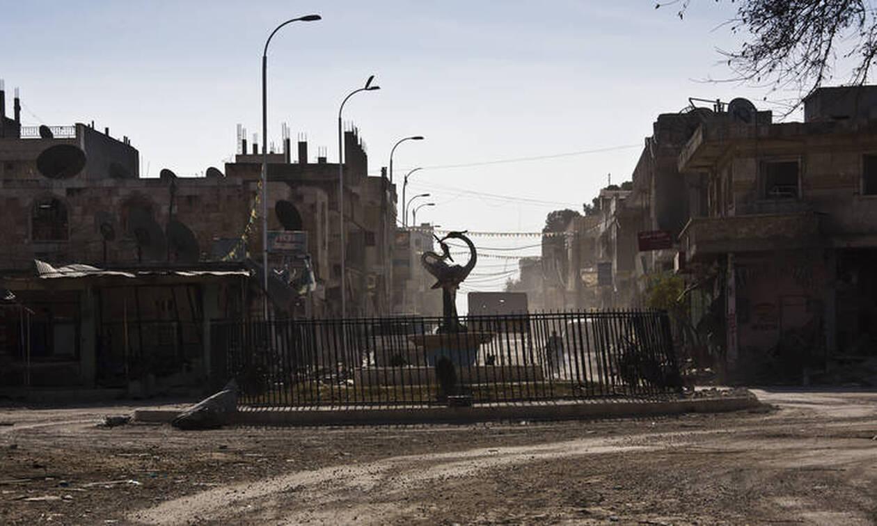 Σε άτακτη φυγή οι τζιχαντιστές: Αυτό είναι το τελευταίο «οχυρό» του ISIS