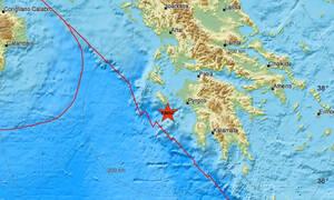 Σεισμός ΤΩΡΑ νότια της Ζακύνθου - Αισθητός σε πολλές περιοχές (pics)