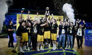Παγκόσμια πρωταθλήτρια η ΑΕΚ - Κατέκτησε το Διηπειρωτικό Κύπελλο (pics+vids)