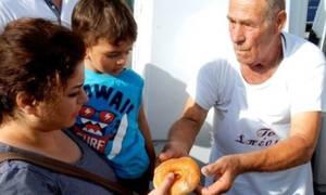 Φούρναρης της Κω: Η Ελλάδα της ανθρωπιάς, της προσφοράς και της αλληλεγγύης