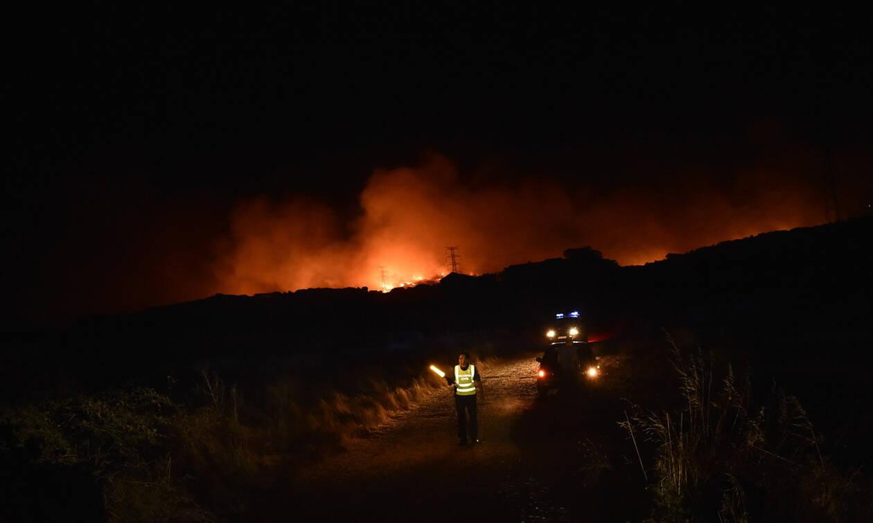 Ισπανία: Καταστροφικές πυρκαγιές σαρώνουν τα βόρεια της χώρας