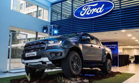 Πανελλήνια πρεμιέρα για το εντυπωσιακό, νέο Ford Ranger Raptor
