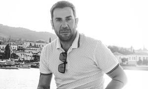 Γιώργος Μαζωνάκης: Όλα όσα τραβάει από τη βαφτιστήρα του (pics)