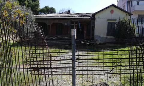 Καταρρέει το εμβληματικό αρχοντικό του Μακεδονομάχου Παύλου Μελά
