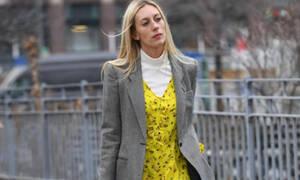 Δέκα εντυπωσιακά χειμωνιάτικα looks που αποτελούνται από ρούχα που ήδη έχεις
