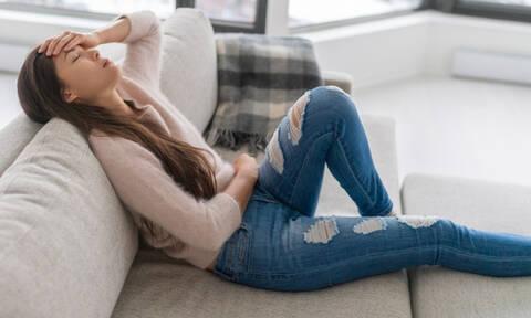 Προεμμηνορροϊκό σύνδρομο: Διατροφικά tips για να αντιμετωπίσετε τα συμπτώματα (pics)