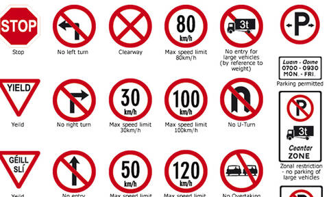 To ΤΕΣΤ με τα σήματα οδήγησης που ελάχιστοι θα περνούσαν!