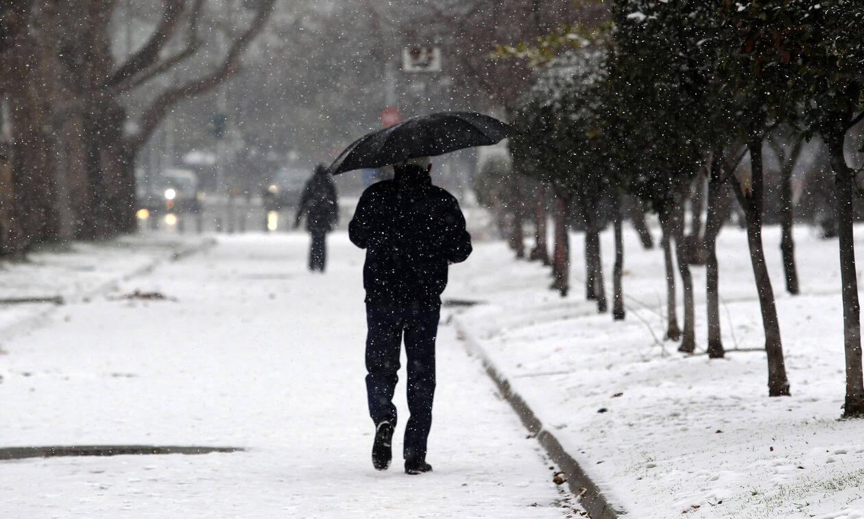 Καιρός – ΕΜΥ: Προσοχή! Πλησιάζει νέος χιονιάς στη χώρα – Πού και πότε θα «χτυπήσει»