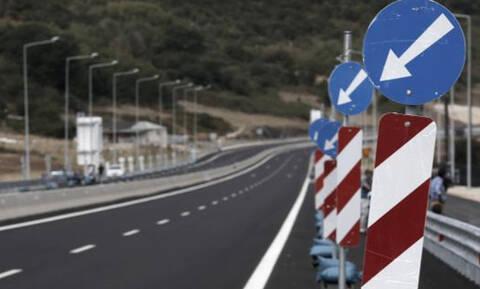 Προσοχή: Κυκλοφοριακές ρυθμίσεις για τρεις ημέρες στην Ε.Ο Αθηνών Λαμίας
