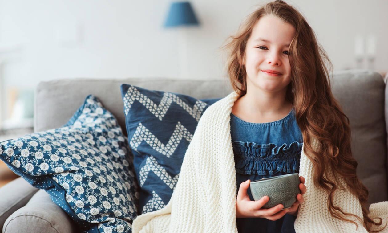 Είναι ασφαλές για το παιδί σας να πίνει τσάι;