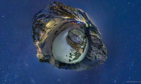 Όταν η πραγματικότητα μπλέκεται με τη φαντασία: 30 απόκοσμες 3D φωτογραφίες του πλανήτη Γη