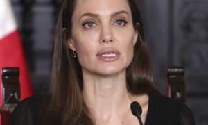 Πόσα να αντέξει πια; Η νέα εμφάνιση της Angelina φανερώνει ότι κάτι δεν πάει καλά