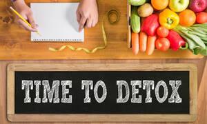 Συκώτι, νεφρά, ουροδόχος κύστη: Πώς θα κάνετε αποτοξίνωση μετά από ένα ανθυγιεινό γεύμα (video)