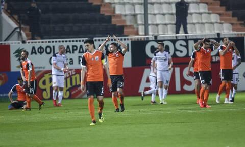 Super League: Η Λαμία νίκησε 3-1 τον ΟΦΗ στην Κρήτη και τον... βυθίζει