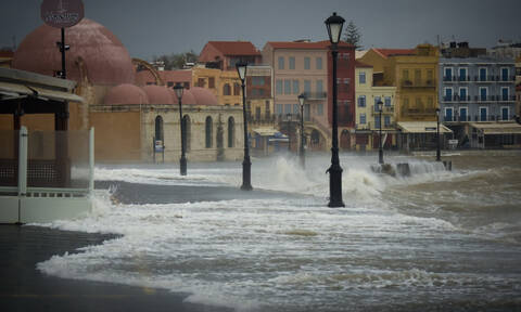 Καιρός: Γρήγορη άνοδο θα παρουσιάσει η θερμοκρασία - «Βούλιαξε» η Κρήτη