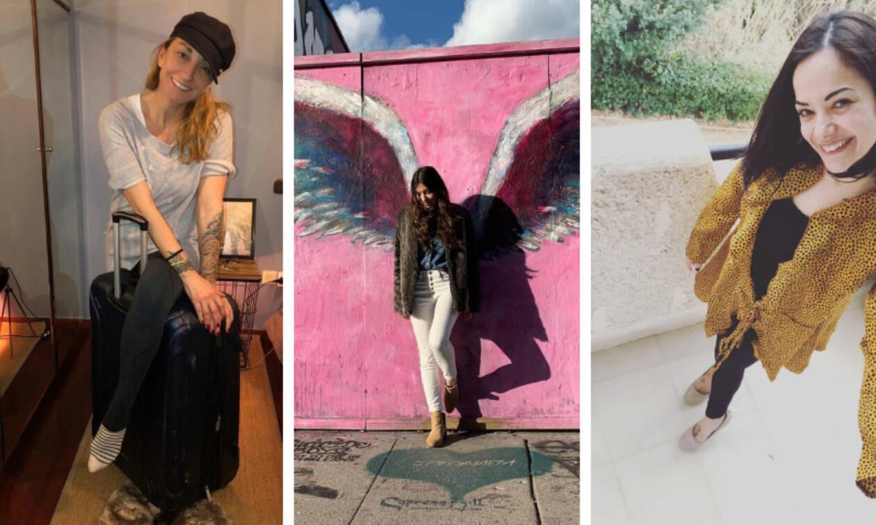 Εννέα διάσημες Ελληνίδες που απέκτησαν το πρώτο τους παιδί μετά τα 40 (pics&vid)