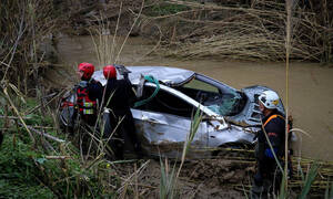 На Крите завершились поиски пропавшей семьи, 4 человека погибли в результате ДТП