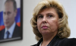 Москалькова в Греции посетит Винника