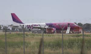 Πανικός στη Ρώμη: Ξέσπασε φωτιά στο αεροδρόμιο Τσιαμπίνο - Ακυρώνονται δεκάδες πτήσεις (Pics)